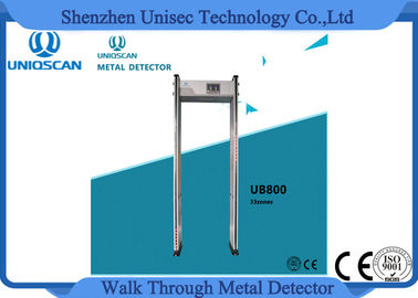 Trung Quốc CE/ISO certificated security walk through metal detector archway detector nhà phân phối